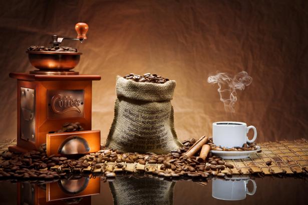 Кофейная композиция Фотообои кухня (food-0000067)