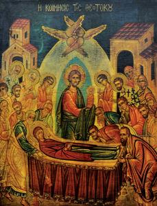 икона Успение Богородицы (icon-00049)