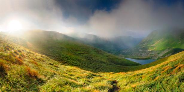 Фотообои природные пейзажи горный (nature-00171)