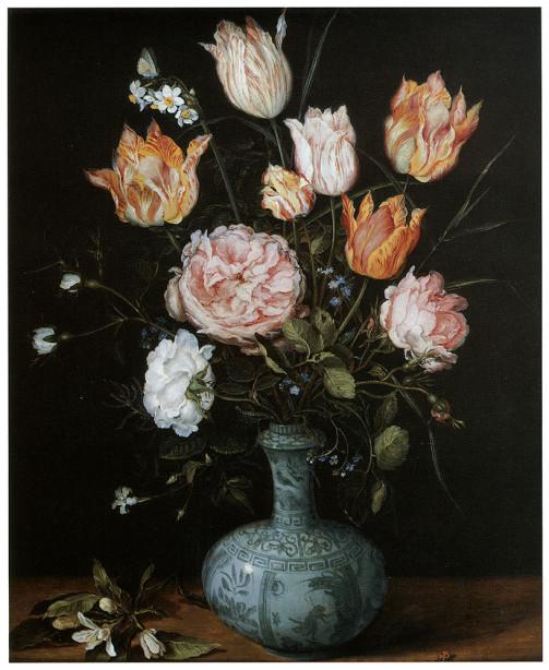 Картина Голландский натюрморт (pf-21)