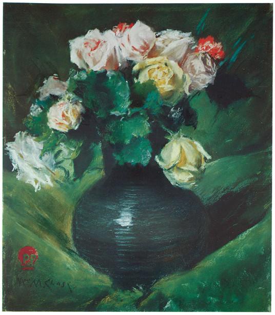 натюрморт с вазой (pf-32)