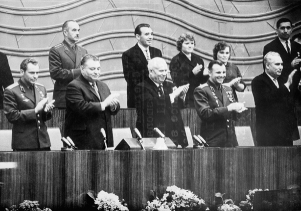 Никита Хрущев, политик (retro-vintage-0000331)