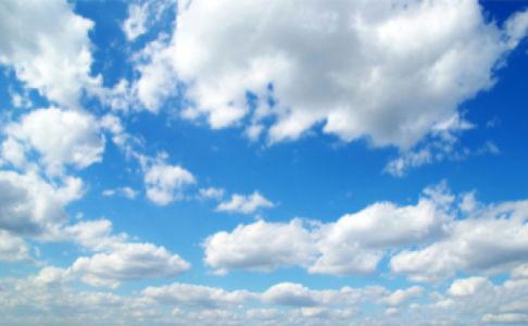 Фотообои небо с облаками воздух (sky-0000073)