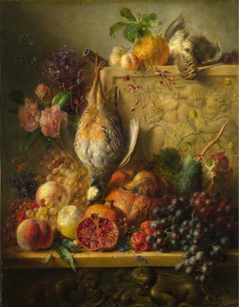 Фотообои кухня натюрморт с фруктами (still-life-0047)
