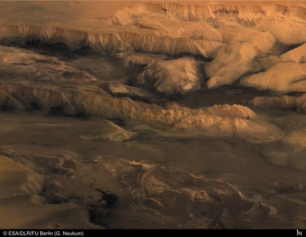 Фотообои фото горы NASA (terra-00086)