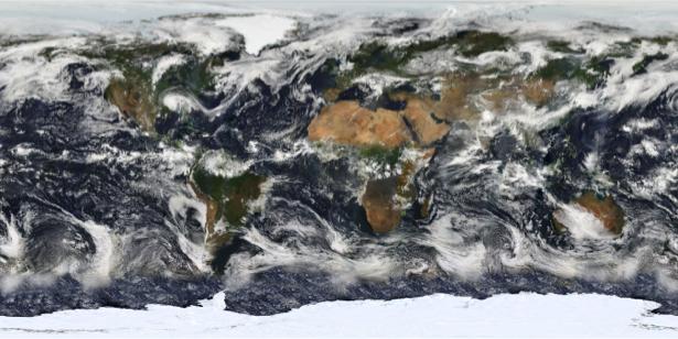 Фотообои фото весь земной шар (terra-00103)