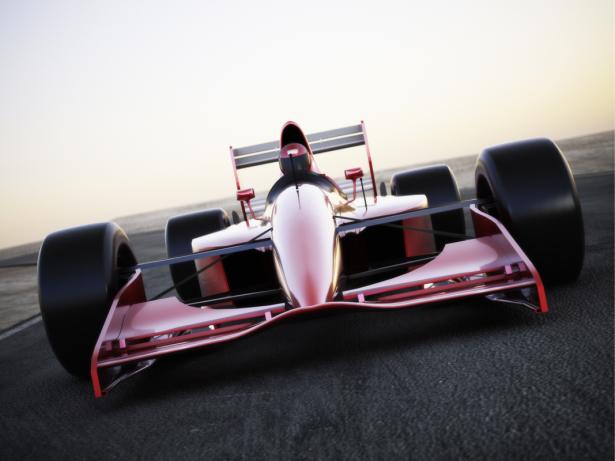 Фотообои гоночный автомобиль (transport-0000239)