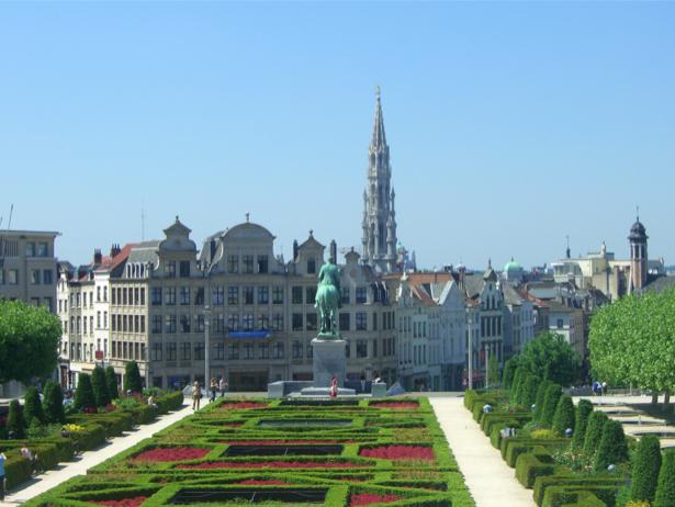 Фотообои Брюссель, Бельгия, Европа (city-0000170)