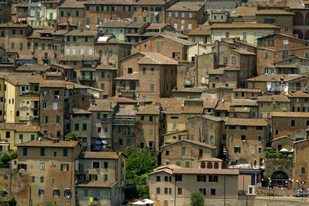 Фотообои старая деревня (city-0000711)