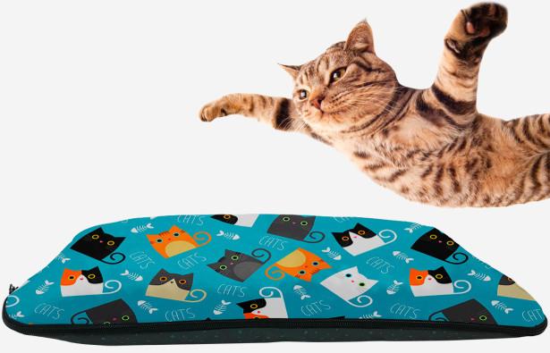 Подушка Cats (kote-2)