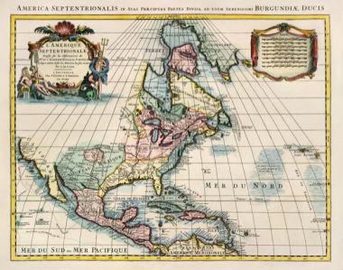 атлас, география, карты, старая карта (map-0000096)