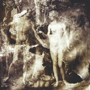 Фотообои Адам и Ева в спальню (printmaking-0000025)