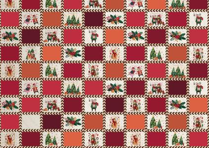 Скатерть Год Крыски (tablecloth-223)