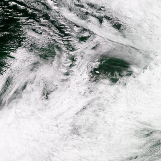 Фотообои на заказ облака и выше (terra-00138)