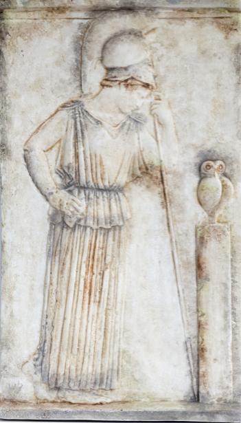 Фотообои собрание богов Греция (background-0000283)
