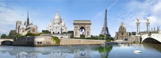 Фотообои достопримечательность, Европа (city-0000677)