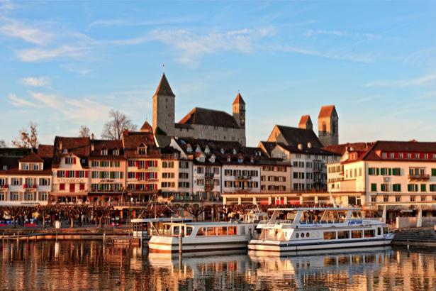 Фотообои Европа Швейцария порт (city-0000739)