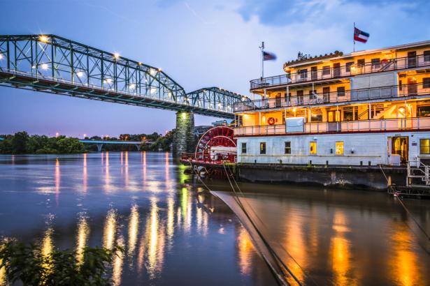Фотообои Ноксвилл штат Теннесси (city-0001353)