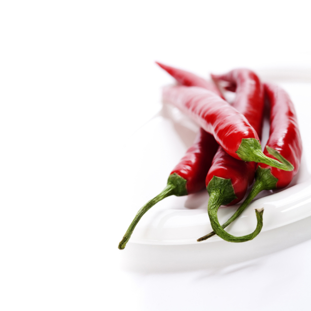 Фотообои в кухню красный перец (food-0000278)
