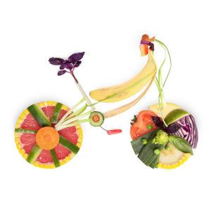Фотообои на кухню композиция из овощей (food-0000319)