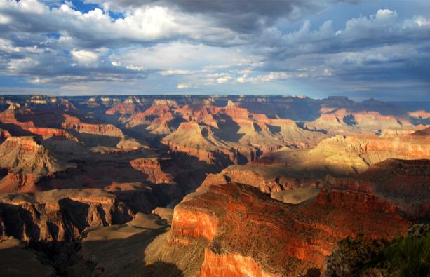 Фотообои небо Гранд-Каньон (nature-0000756)