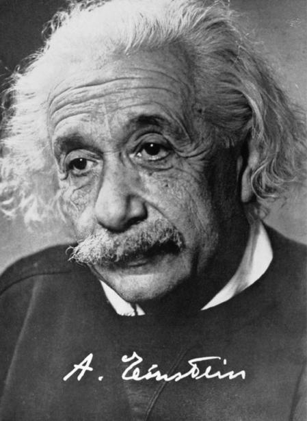 Альберт Энштейн, физик (retro-vintage-0000300)