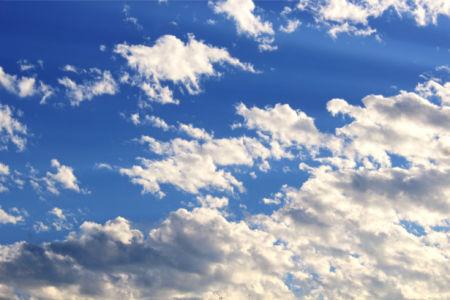Фотообои облачное небо (sky-0000147)
