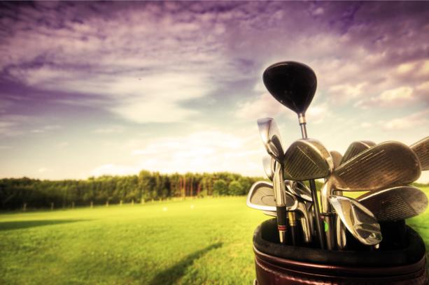 Фотообои гольф спорт (sport-0000138)