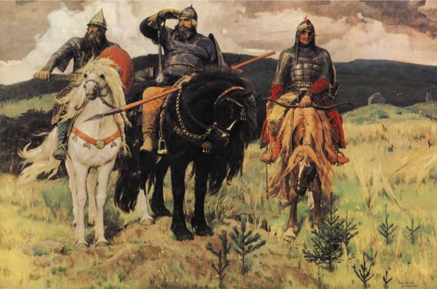 Три богатыря (ukraine-0032)