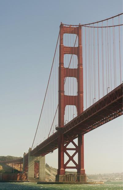 Фотообои Сан-Франциско Калифорния (city-0000448)