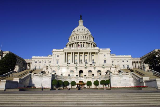 Фотообои купол Капитолия США (city-0000750)