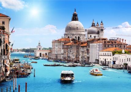 Фотообои венеция канал фото (city-0001003)