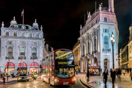 Фотообои - Улицы Лондона (city-0001257)