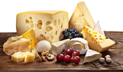 Фотообои в кухню натюрморт с сыром (food-0000277)