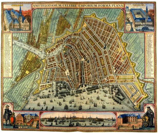 география, карты, старая карта (map-0000026)