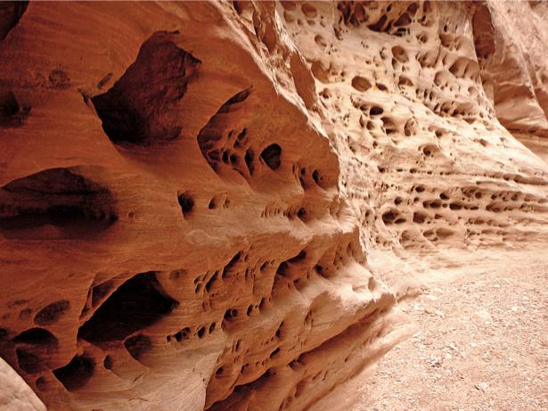 Фотообои природные пейзажи каменная гора (nature-00158)