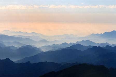 Фотообои Горы (nature-888)