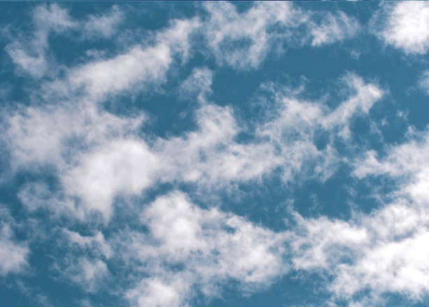Фотообои облачное небо фото (sky-0000146)