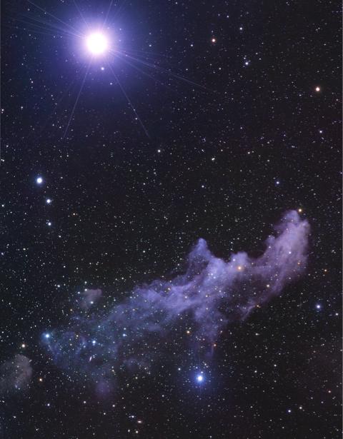 Фотообои space звезды (space-0000004)