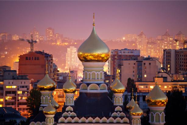 Фотообои Покровский монастырь (ukr-34)