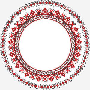 Скатерть Ромбический орнамент (0078)