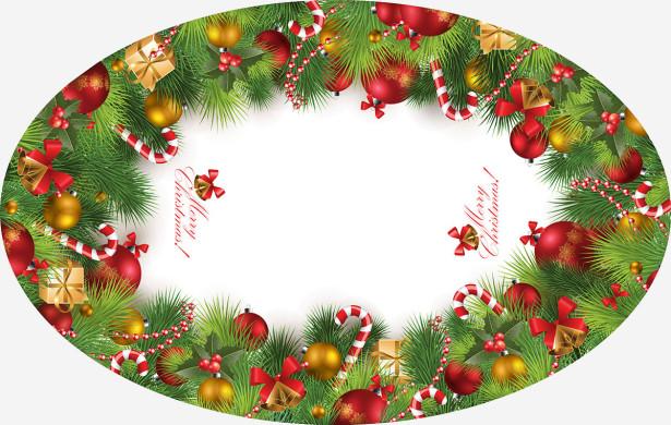 Скатерть Рождественская (0141-2)