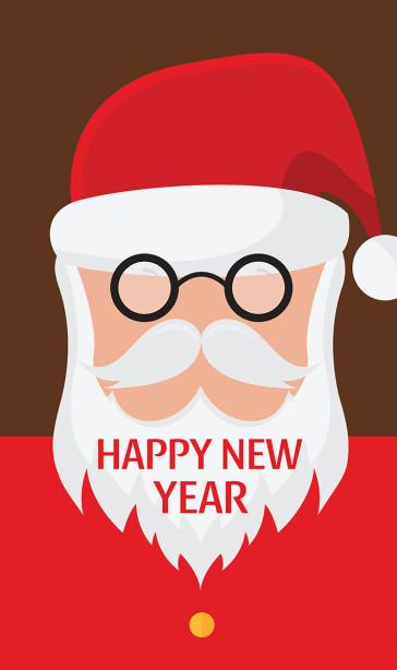 Скатерть Санта Happy (215)
