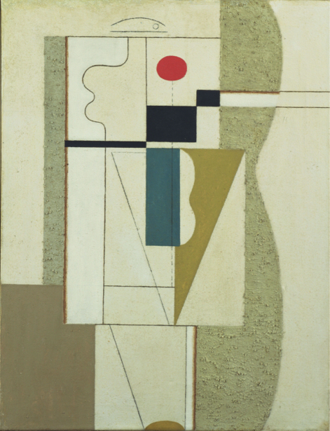 Вилли Баумейстер, абстракционизм (art-0000666)