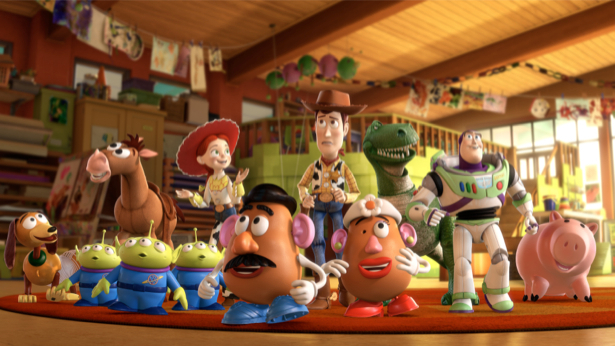История игрушек Toy Story фотообои (children-0000070)