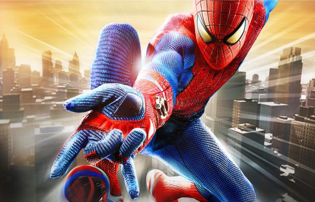 Детские фотообои Человек-паук Spider Man (children-0000171)