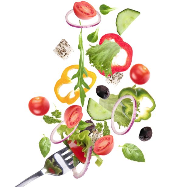 Фотообои на кухне овощное ассорти (food-0000215)