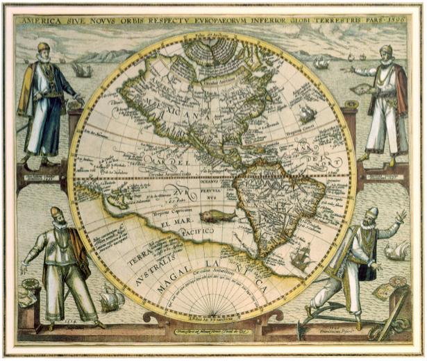география, карты, старая карта (map-0000023)