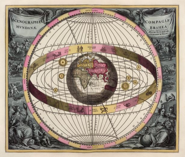 атлас, география, карты, старая карта (map-0000067)