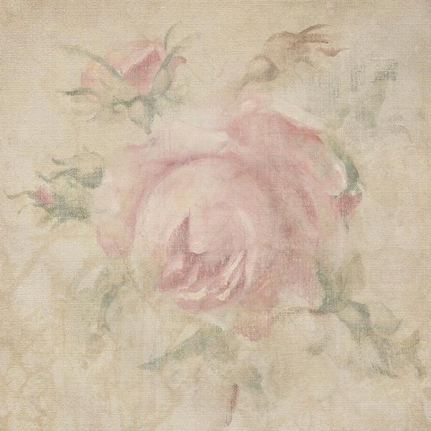 Фотообои цветы роза винтаж (retro-vintage-0000061)